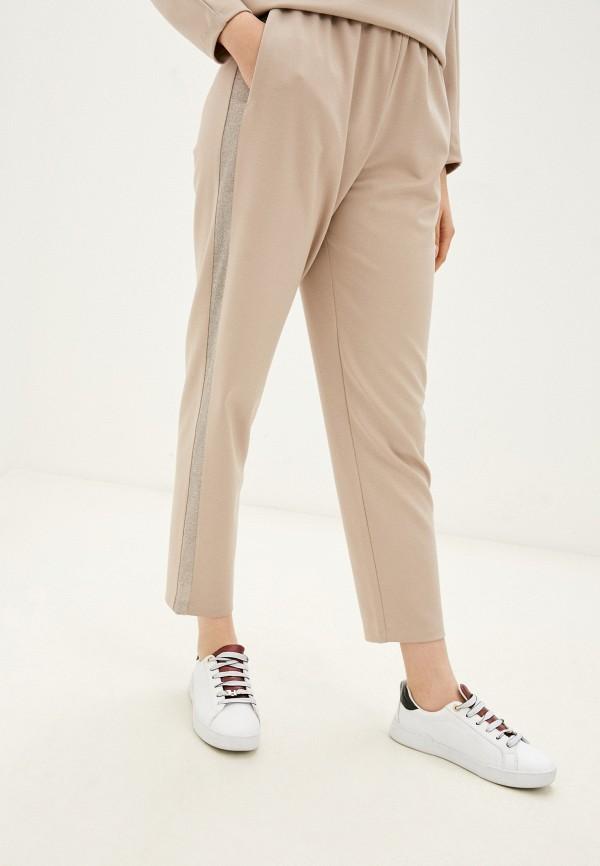 женские спортивные брюки nataliy beate, бежевые