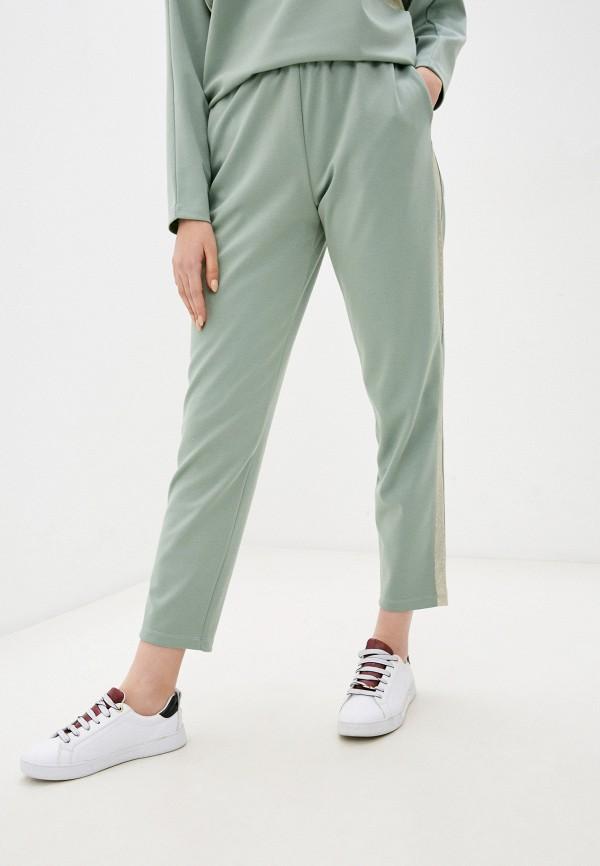 женские спортивные брюки nataliy beate, зеленые