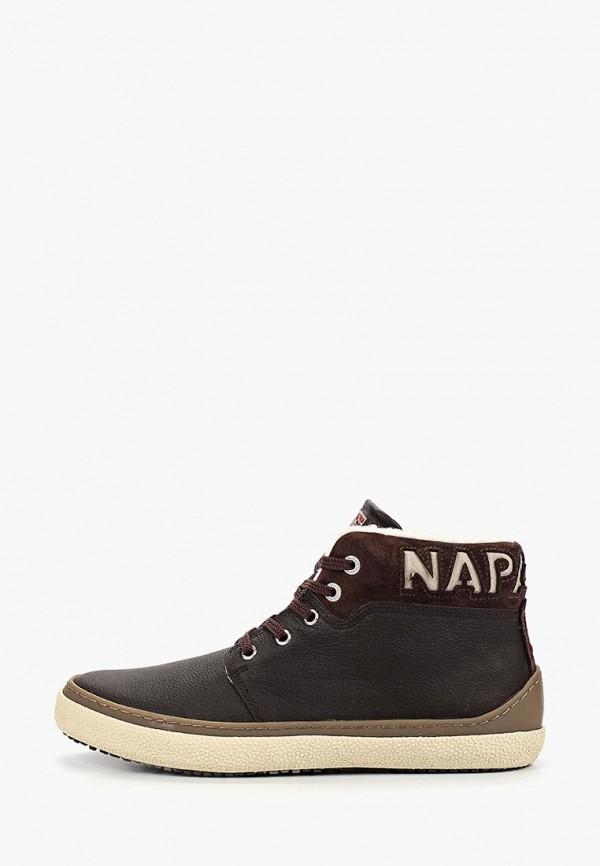 Кеды Napapijri Napapijri NA154AMCIKL8 цены