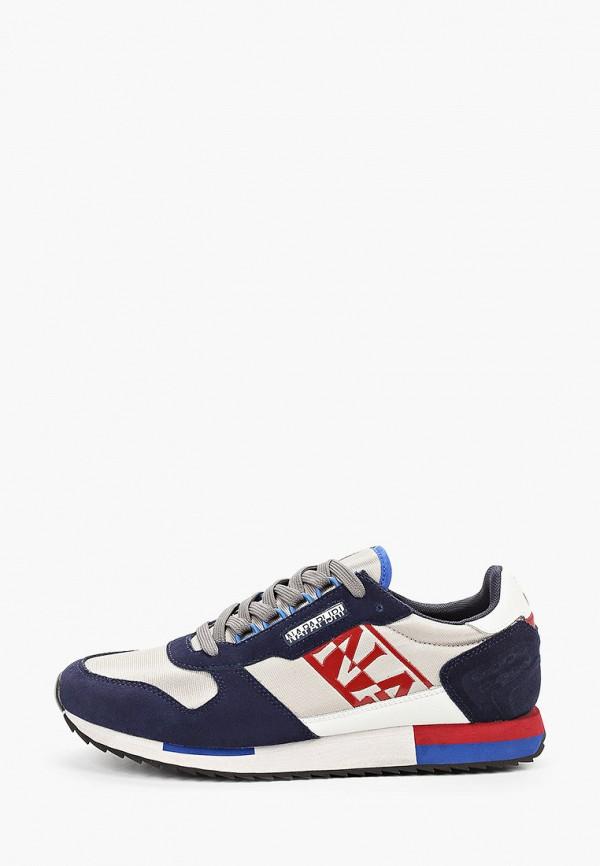 мужские кроссовки napapijri, синие