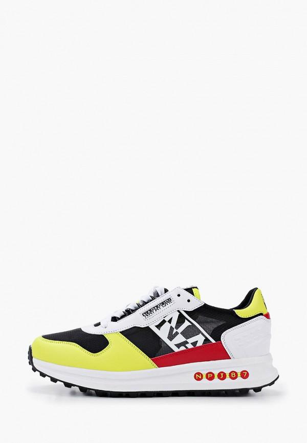 мужские кроссовки napapijri, разноцветные