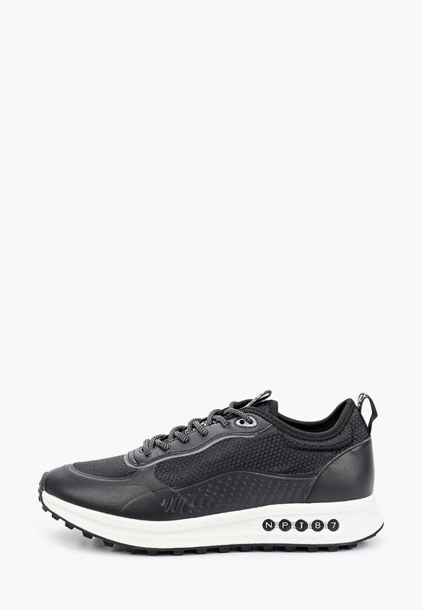 мужские кроссовки napapijri, черные