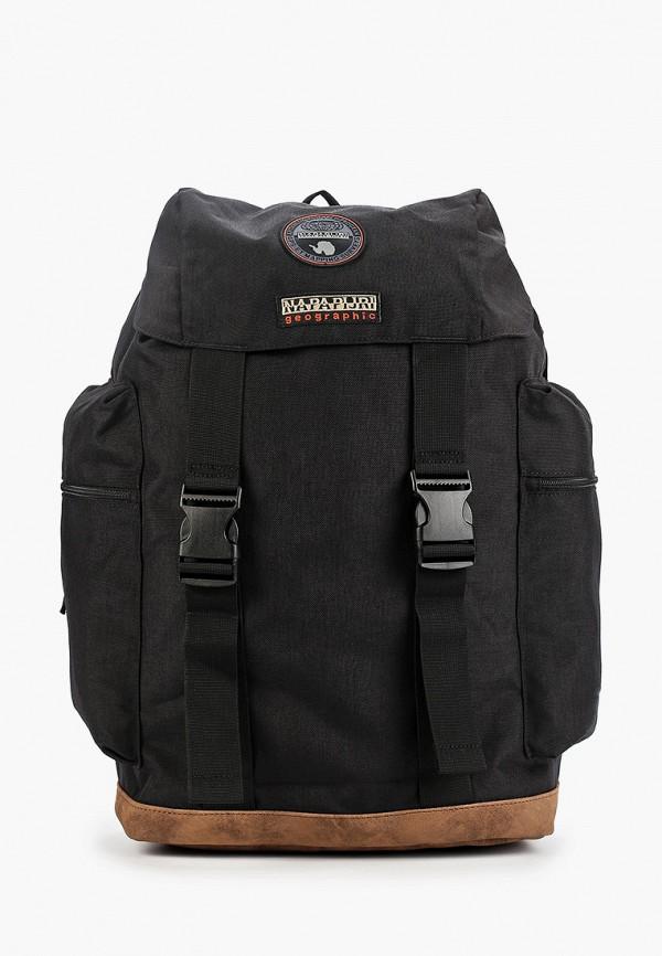 мужской рюкзак napapijri, черный
