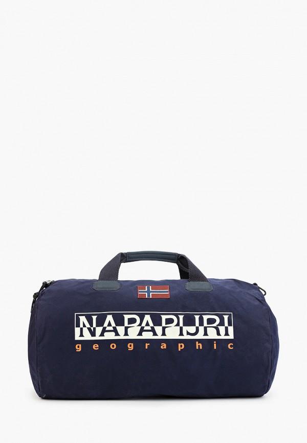 Сумка спортивная Napapijri Napapijri NA154BMFRMZ1 сумка поясная napapijri napapijri na154bmfrmy4