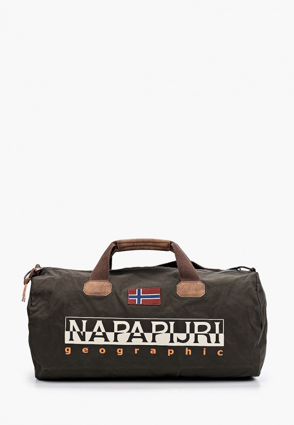мужская сумка napapijri, хаки
