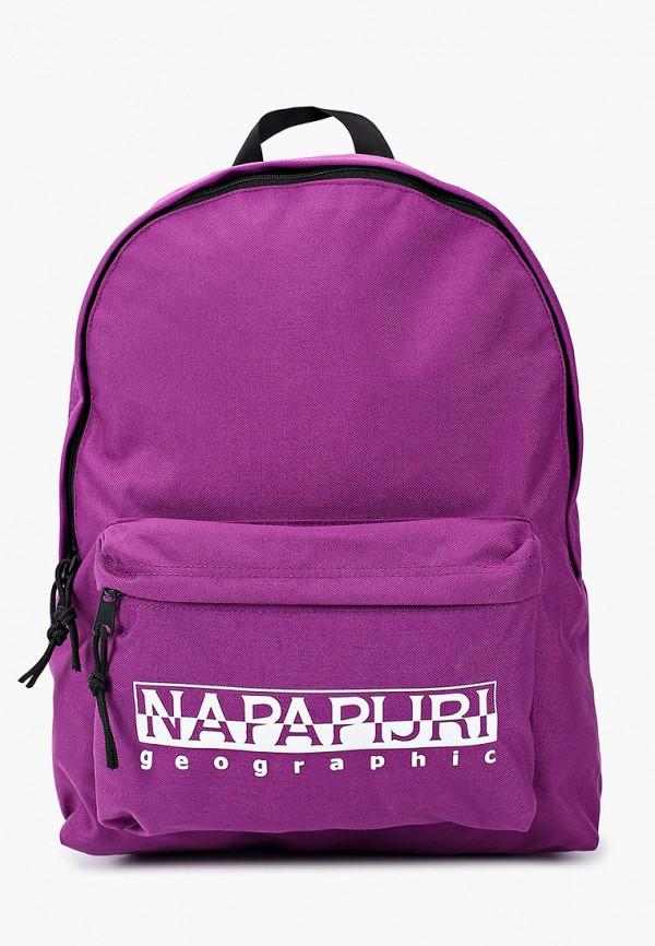 мужской рюкзак napapijri, фиолетовый