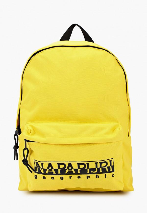 мужской рюкзак napapijri, желтый