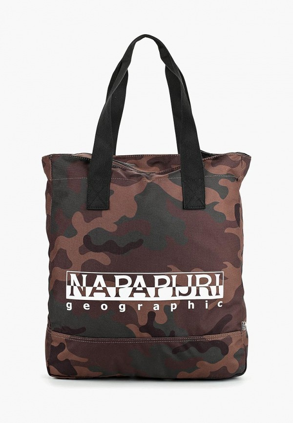 женская сумка napapijri, хаки