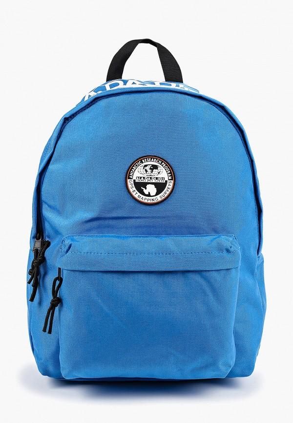 женский рюкзак napapijri, голубой