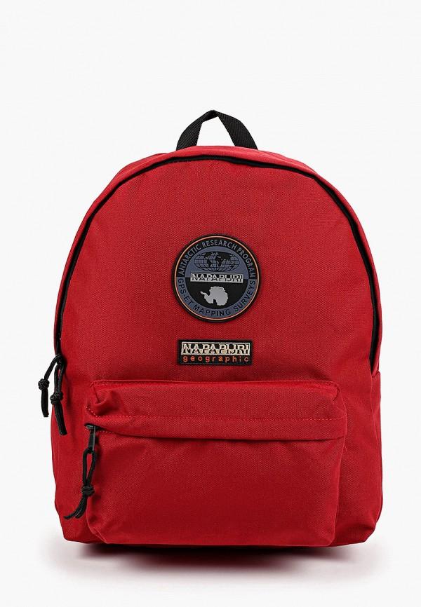 женский рюкзак napapijri, красный