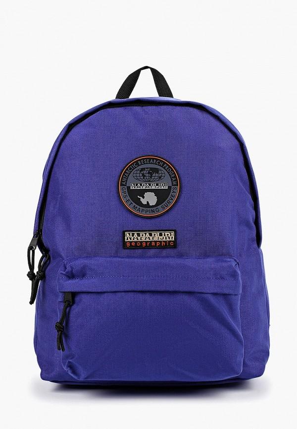 женский рюкзак napapijri, фиолетовый