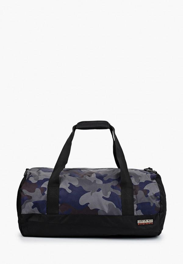 женская спортивные сумка napapijri, хаки