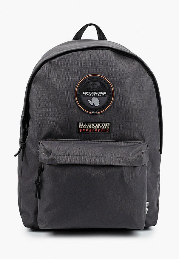 женский рюкзак napapijri, серый