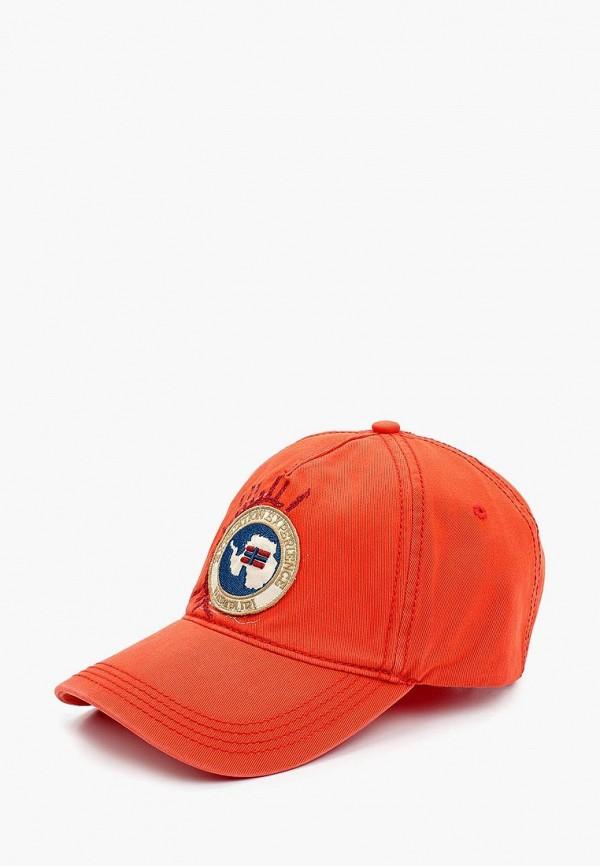 купить Бейсболка Napapijri Napapijri NA154CMAHTP1 по цене 3110 рублей