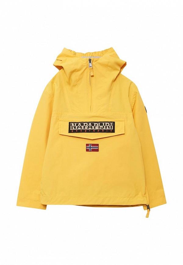 Купить Куртка Napapijri, RAINFOREST, na154ebahvn5, желтый, Осень-зима 2018/2019