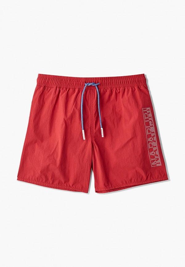 Купить Шорты для плавания Napapijri, VARCO, na154ebdzlz4, красный, Весна-лето 2019