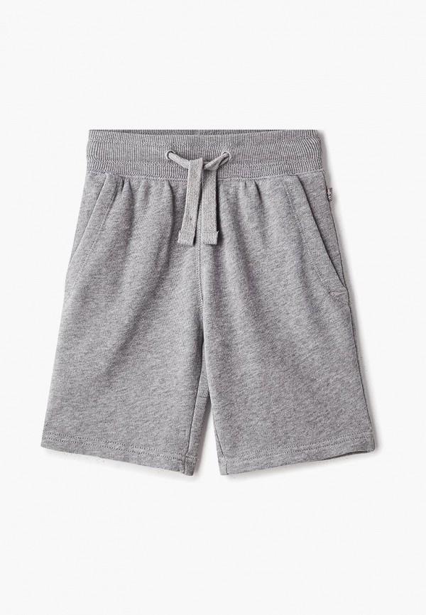 шорты napapijri для мальчика, серые