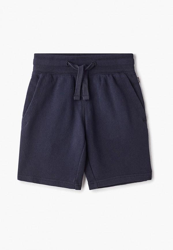 шорты napapijri для мальчика, синие