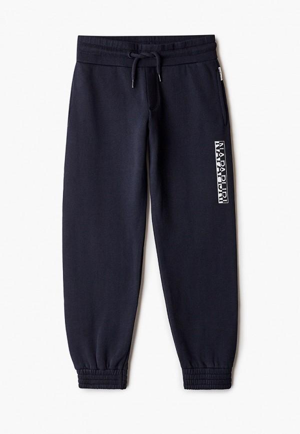 спортивные брюки napapijri для мальчика, синие