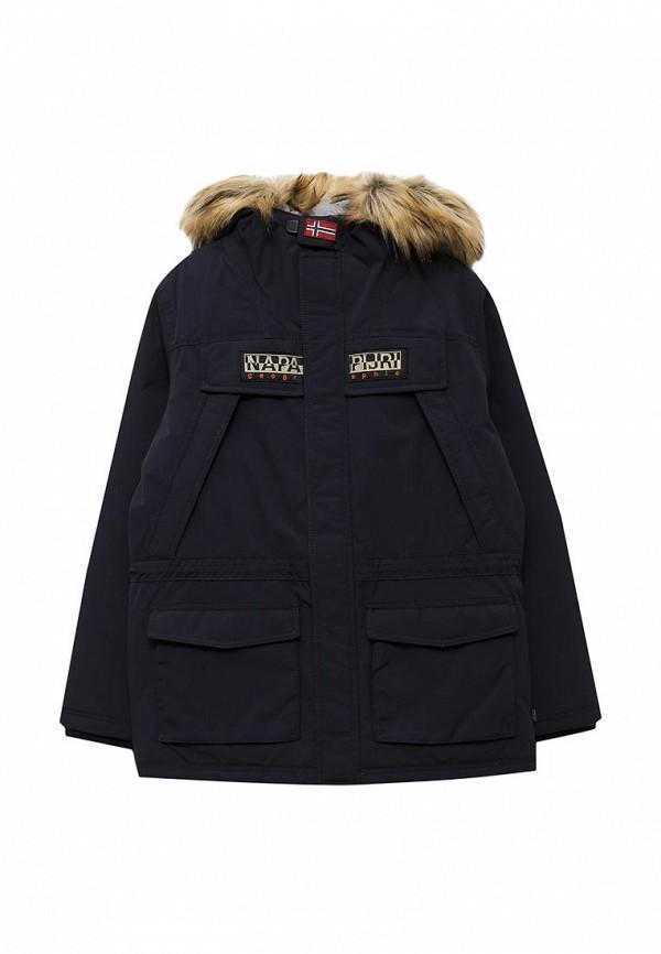 Куртка утепленная Napapijri Napapijri NA154EBVSP34 куртка napapijri napapijri na154ebahvn7