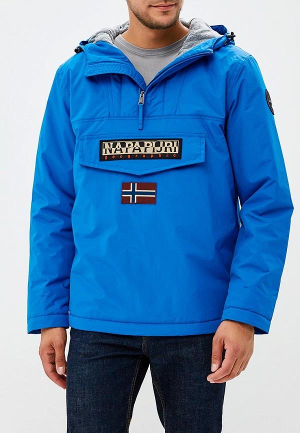 Купить Куртка утепленная Napapijri, RAINFOREST, na154emcibs7, синий, Осень-зима 2018/2019
