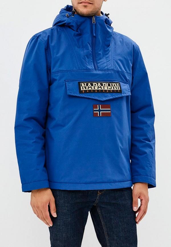 Купить Куртка утепленная Napapijri, RAINFOREST, na154emcibs8, синий, Осень-зима 2018/2019