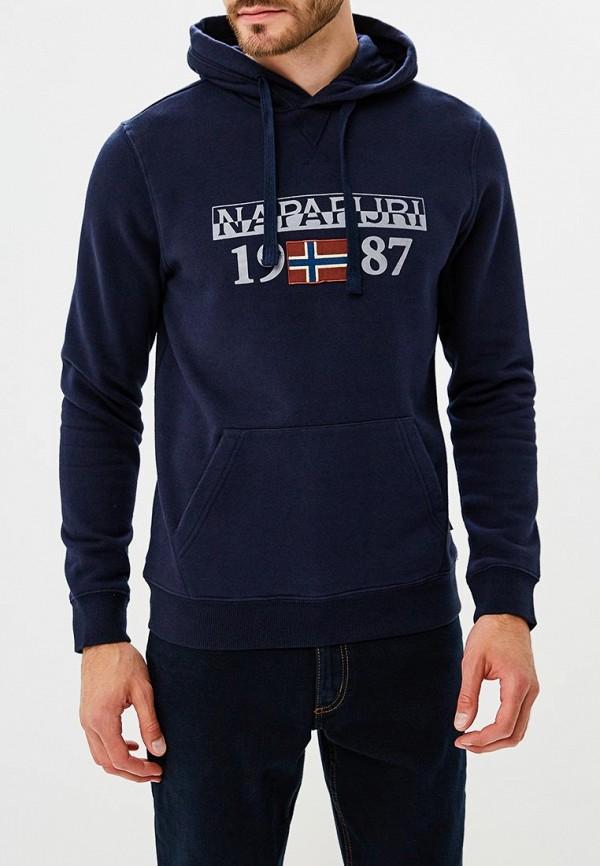 где купить Худи Napapijri Napapijri NA154EMCIBT4 дешево