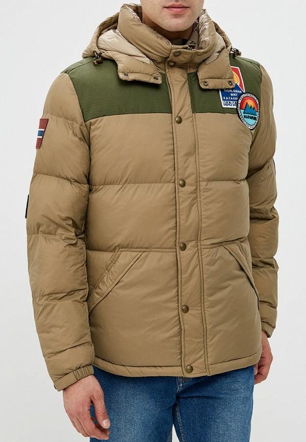 Куртка утепленная Napapijri Napapijri NA154EMCICI2 цена