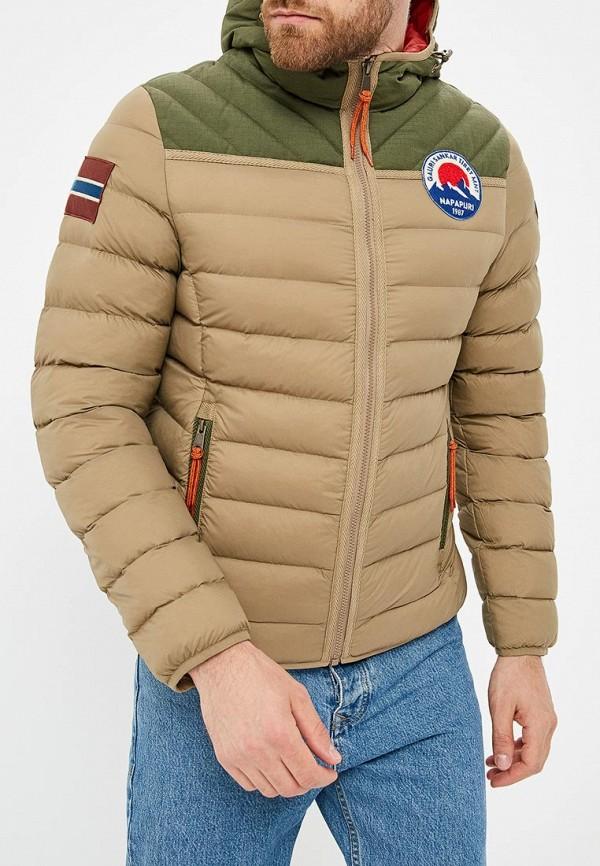 Куртка утепленная Napapijri Napapijri NA154EMCICI5 куртка утепленная napapijri napapijri na154emcicj7