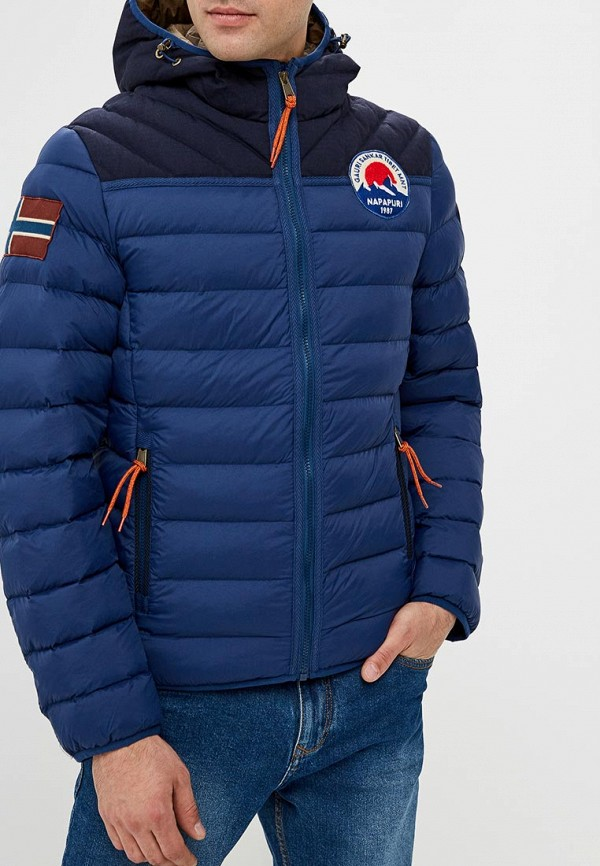 Куртка утепленная Napapijri Napapijri NA154EMCICL2 куртка утепленная napapijri napapijri na154emcicj7