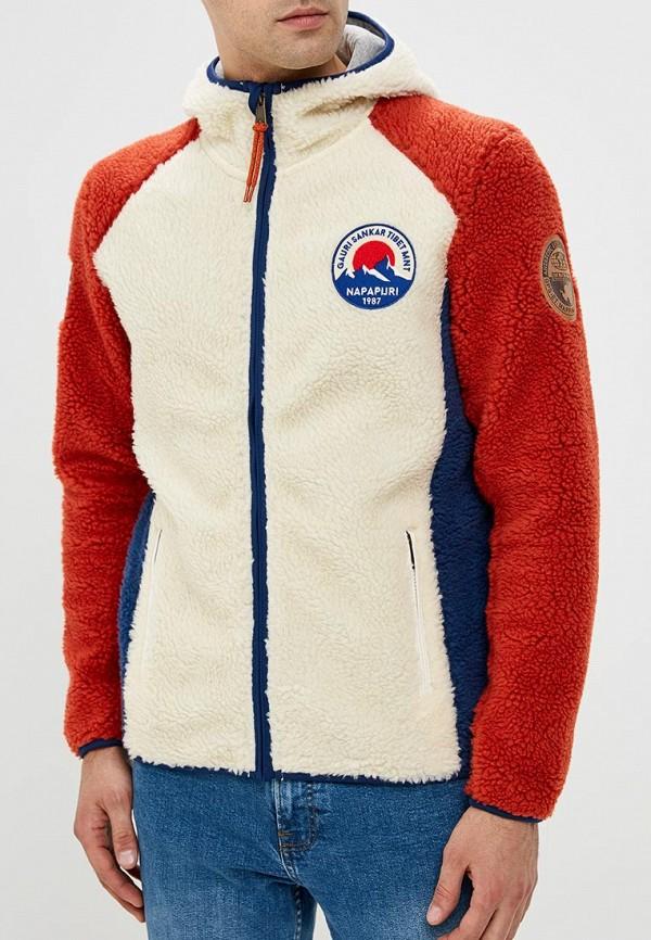 Куртка утепленная Napapijri Napapijri NA154EMCICL6 куртка утепленная napapijri napapijri na154emcicj7