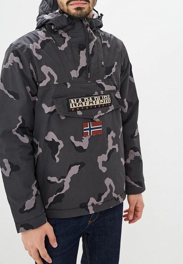 Купить Куртка утепленная Napapijri, RAINFOREST, na154emcicm2, серый, Осень-зима 2018/2019