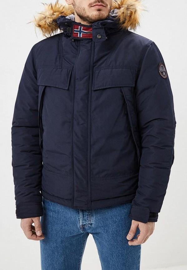 Куртка утепленная Napapijri Napapijri NA154EMDERG1 цена