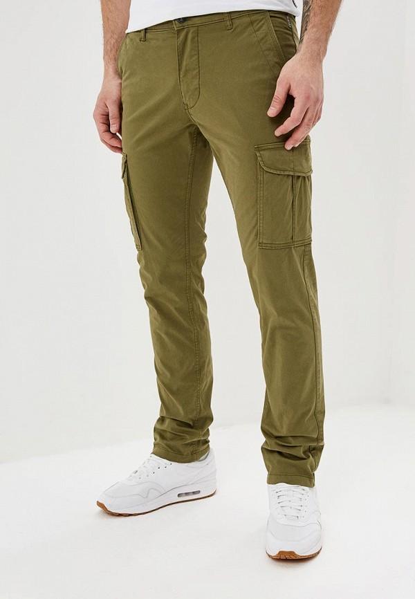 мужские повседневные брюки napapijri, хаки
