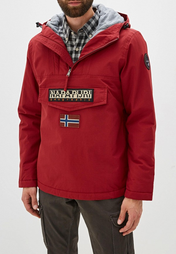 цена Куртка утепленная Napapijri Napapijri NA154EMFROA5 онлайн в 2017 году