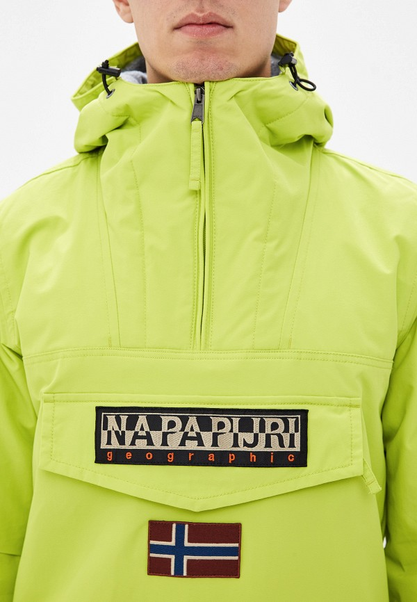 цена Куртка утепленная Napapijri Napapijri NA154EMFROA7 онлайн в 2017 году
