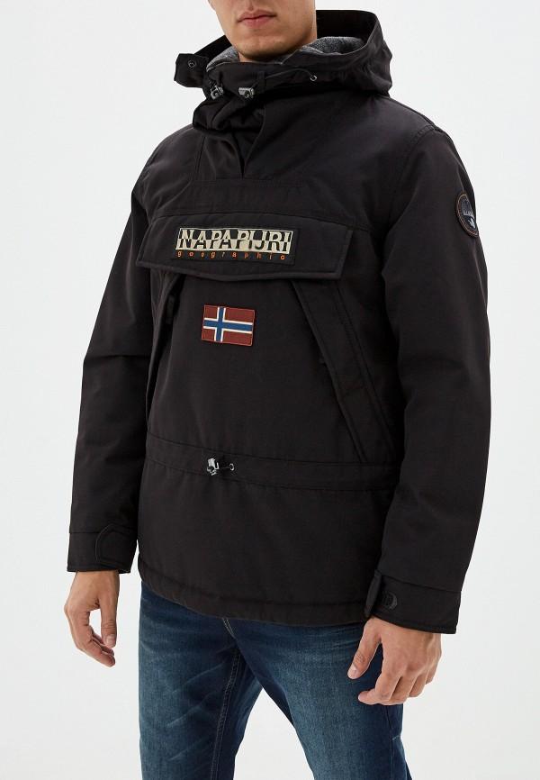 цена Куртка утепленная Napapijri Napapijri NA154EMFROB6 онлайн в 2017 году