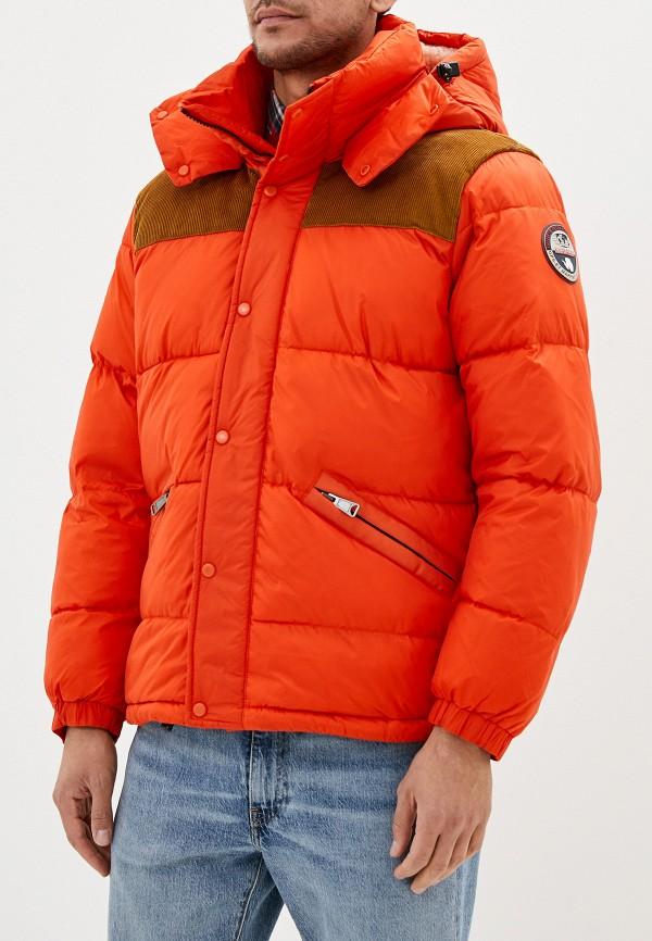 цена Куртка утепленная Napapijri Napapijri NA154EMFROG9 онлайн в 2017 году