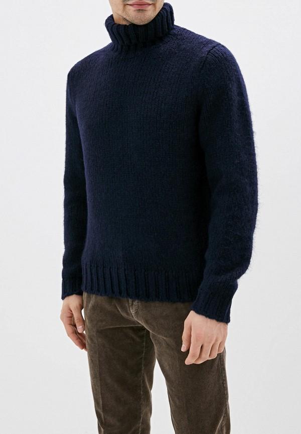 мужской свитер napapijri, синий