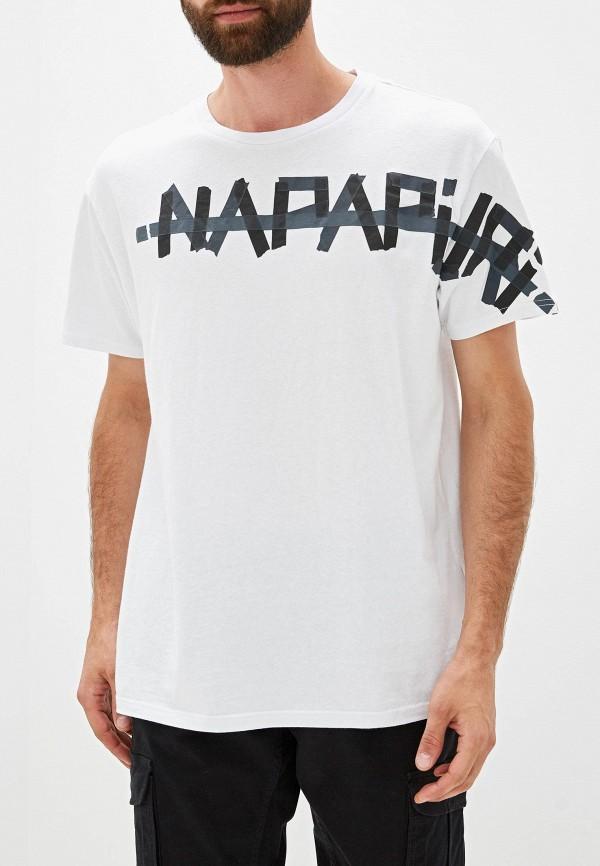 Футболка Napapijri Napapijri NA154EMFROK6 футболка napapijri napapijri na154emahuj7