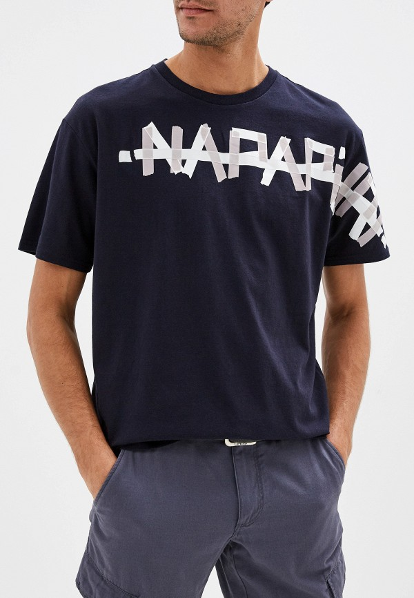 Футболка Napapijri Napapijri NA154EMFROK8 napapijri футболка мужская