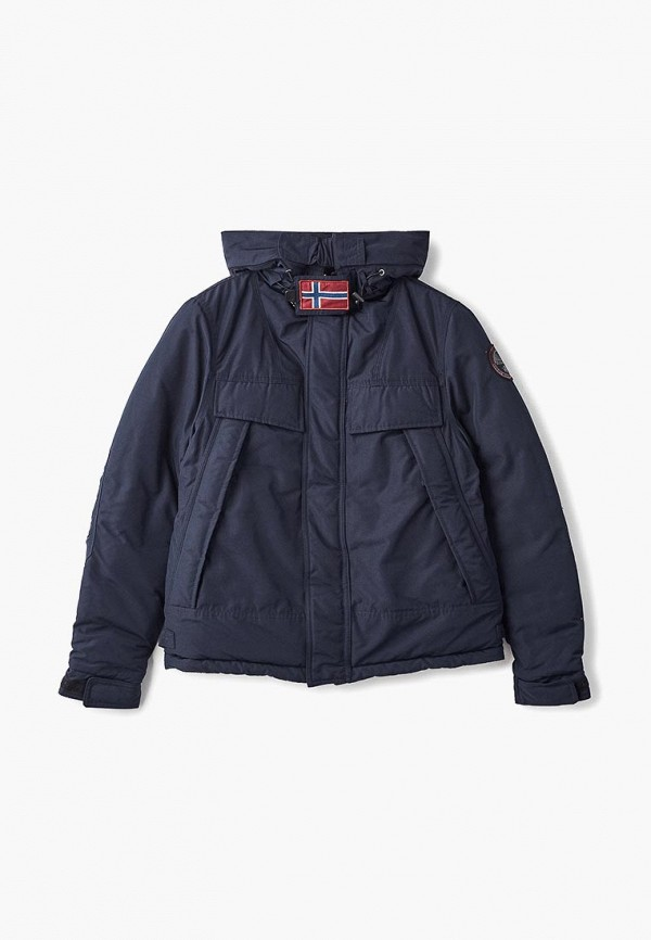 Куртка утепленная Napapijri Napapijri NA154EMGCU15 куртка утепленная napapijri napapijri na154emcicj7