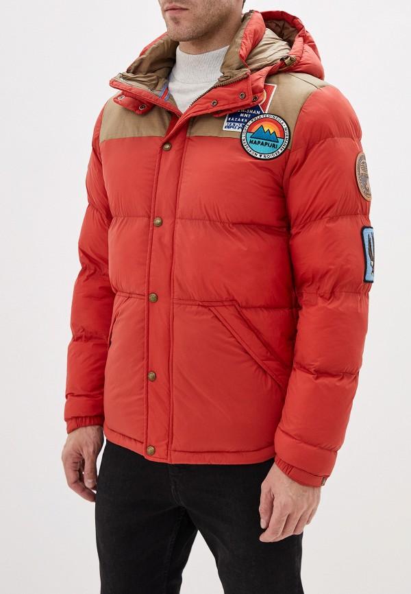 Куртка утепленная Napapijri Napapijri NA154EMGSQZ8