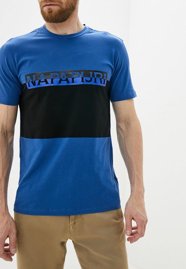 Футболка Napapijri Napapijri NA154EMGSRB2 футболка napapijri napapijri na154emahuj7