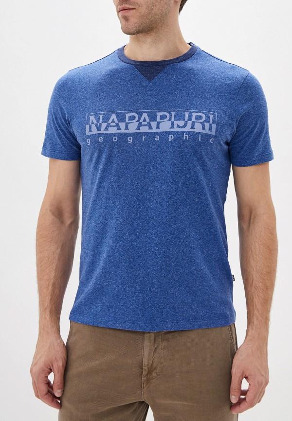 мужская  napapijri, синяя