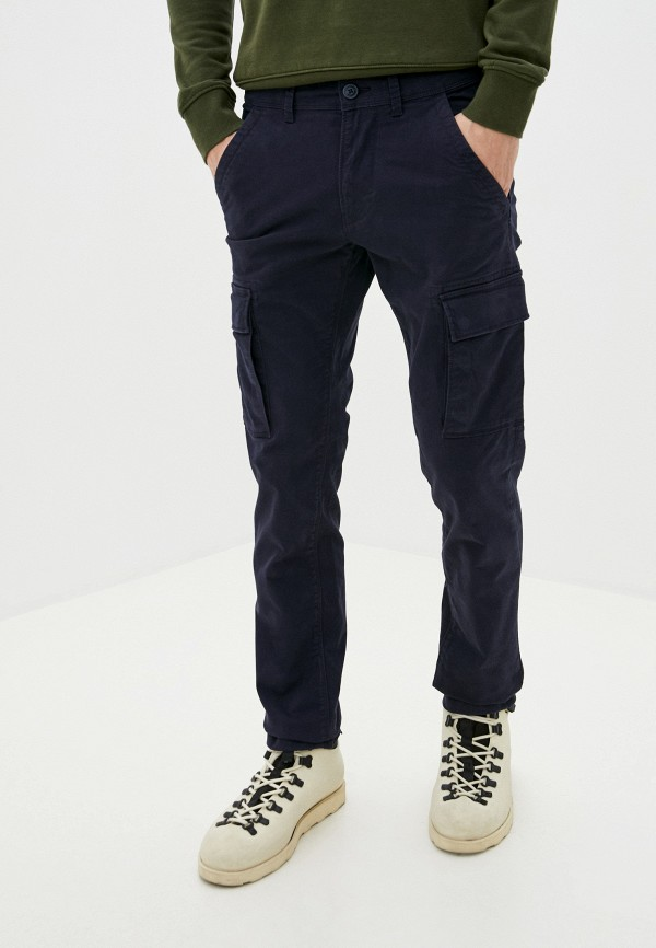 мужские брюки карго napapijri, синие