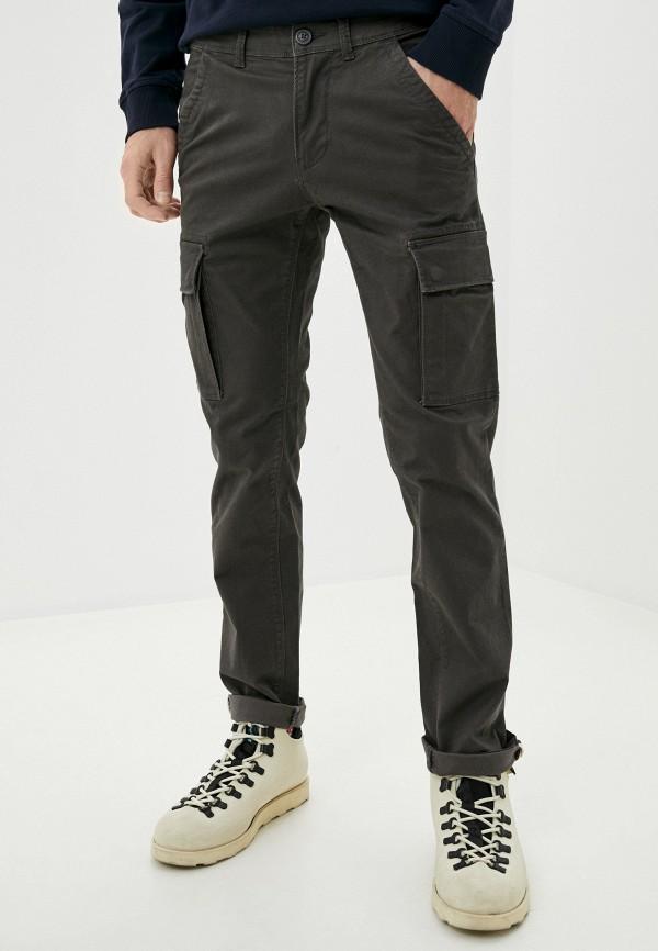 мужские брюки карго napapijri, серые