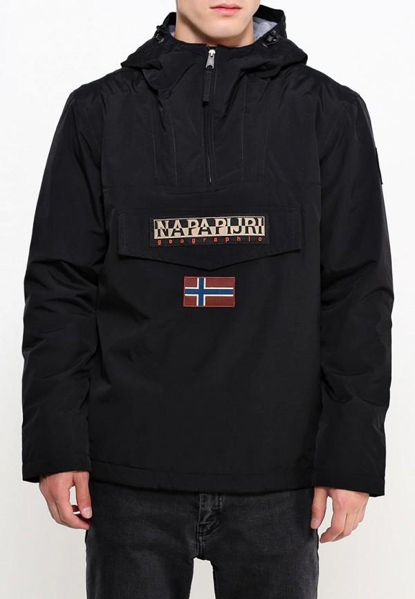 Купить Куртка утепленная Napapijri, RAINFOREST, na154emvsu75, черный, Осень-зима 2018/2019