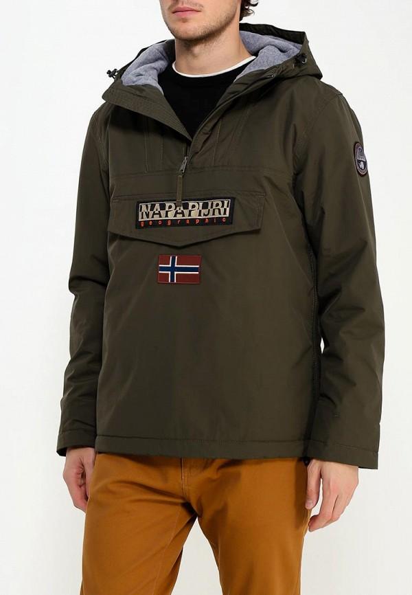 Куртка утепленная Napapijri Napapijri NA154EMVSU77 куртка napapijri napapijri na154ebahvn7