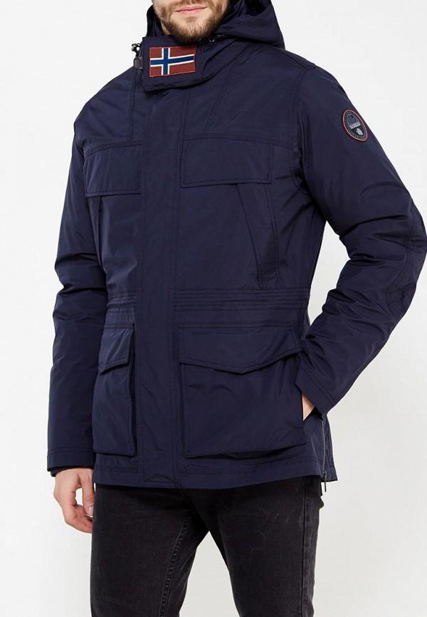 Куртка утепленная Napapijri Napapijri NA154EMVSU97 куртка napapijri napapijri na154ebahvn7